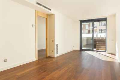 New apartment complex in prestigious area of Sant Gervasi